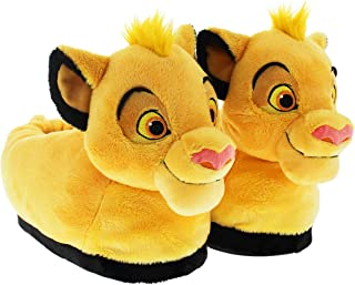 Disney and Pixar Officially Licensed Figural Character Slippers for Men, Women and Kids