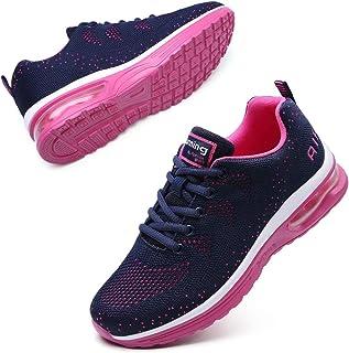 Maichal Womens Running Shoes Air Cushion Lightweight Sneakers