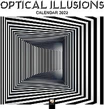 Optical Illusions Wall Calendar 2022 (Art Calendar)