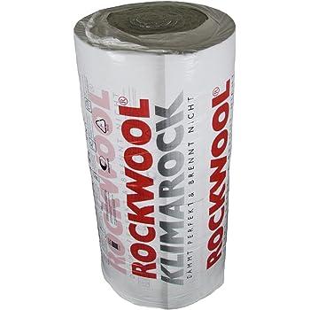 Rockwool trendwandplatten 40 mm 7,5 m/² Plaque disolation thermique de laine min/érale isolation 3,46 EURO m/²