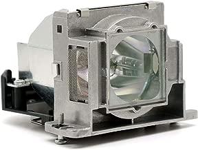 CTLAMP VLT-HC910LP/ VLT-EX100LP Original Projector Lamp Bulb with Housing Compatible with Mitsubishi HC1100 HC1100U HC1500 HC1500U HC1600 HC1600U with 365 Days Warranty