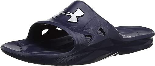 Under Armour Men's Locker III Slide Cross-Trainer Shoe