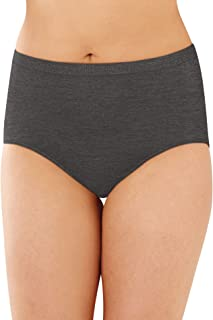 Bali Women's Comfort Revolution Seamless Brief Panty