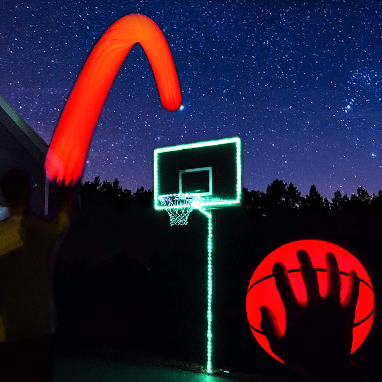 Max 41% OFF GlowCity Light Up Basketball Hoop LED Award - with Aqua Kit
