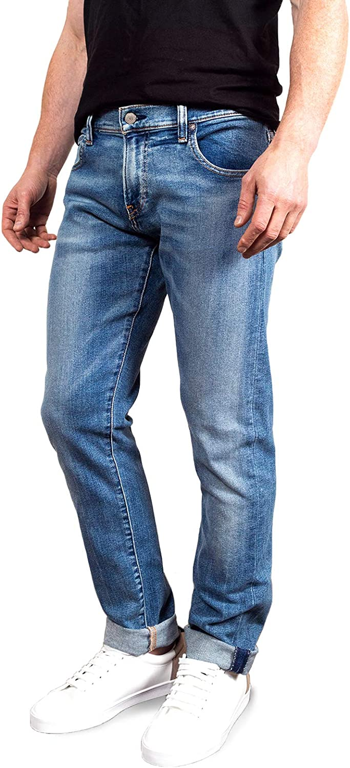 It is very popular Lucky Brand Men's 110 Skinny Jean Modern Year-end annual account