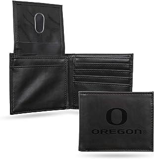 NCAA Rico Industries Laser Engraved Billfold Wallet, Oregon Ducks