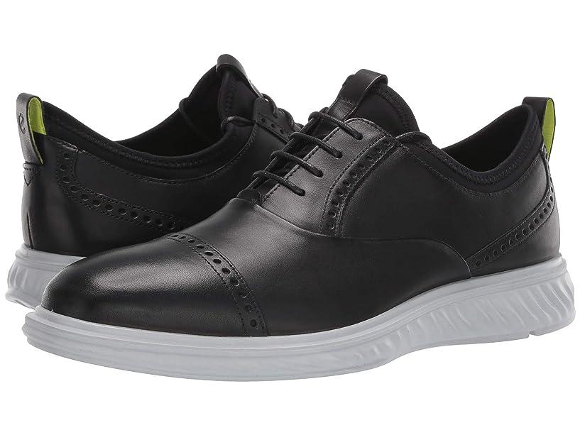 プレゼント金銭的デマンド[エコー] メンズウォーキングシューズ?靴 ST.1 Hybrid Lite LX Tie [並行輸入品]