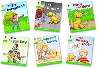 Oxford Reading Tree: Level 2: More Stories B: Pack of 6