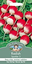 mr fothergills - pictorial Packet - Vegetable - Radish Sparkler 3-250 Seeds