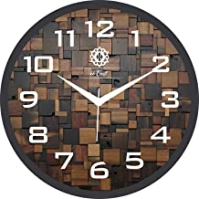 Asian Multistore Hub Analog Wall Clock for Home