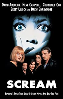 Da Bang SCREAM Movie Poster Horror Wes Craven 24x36inch
