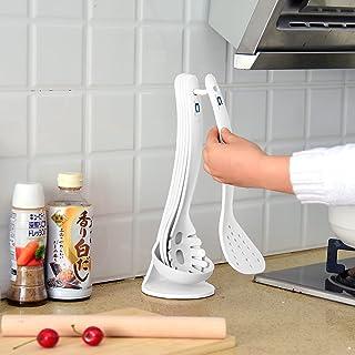 Kitchen Utensil Cooking Set Eco-Friendly - Non-stick & Heat Resistant Kitchen Tools Cookware Set - Eco-Friendly Rice Husk ...