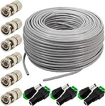 Mejor Cable Rg59 Cctv de 2020 - Mejor valorados y revisados