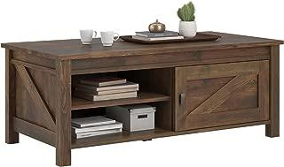Ameriwood Home 5741215COM Farmington Coffee Table, Rustic