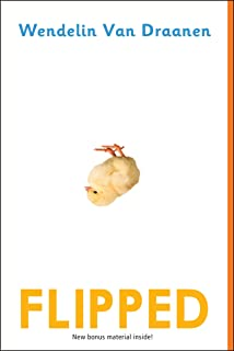 flipped book cover