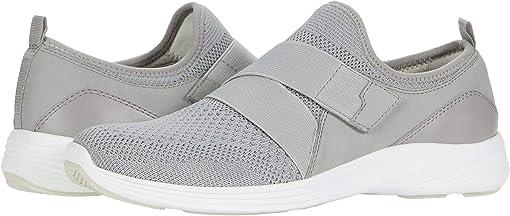 Grey Multi Fly Knit