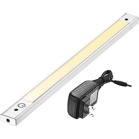 Catalast Group LEDバーライト キッチン 手元灯 30CM 3000K電球色 タッチセンサー スーパーブライト 間接照明 棚下灯 led 多目的灯