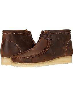Men's Wide Toe Box Western Boots + FREE