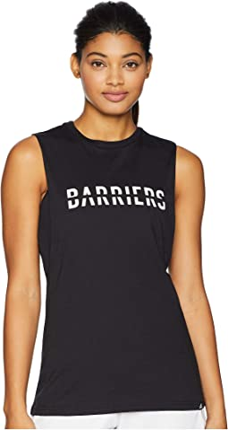 Barriers Muscle Tank Top