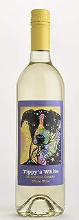 【犬のラベルが可愛いカリフォルニアワイン ケヴェルツトラミネール 白ワイン】マクナブ ティッピーズホワイト メンドシーノ アメリカ 750ml スクリューキャップ 白 McNab Tippy's White Mendocino White Wine