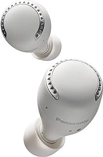 パナソニック カナル型 ノイズキャンセリング 完全ワイヤレスイヤホン Bluetooth対応 防滴 ホワイト RZ-S50W-W