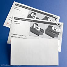 Check Scanner Cleaning Cards (25)