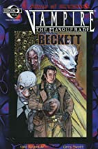 World of Darkness: Vampire the Masquerade: Beckett #1 VF ; Moonstone comic book