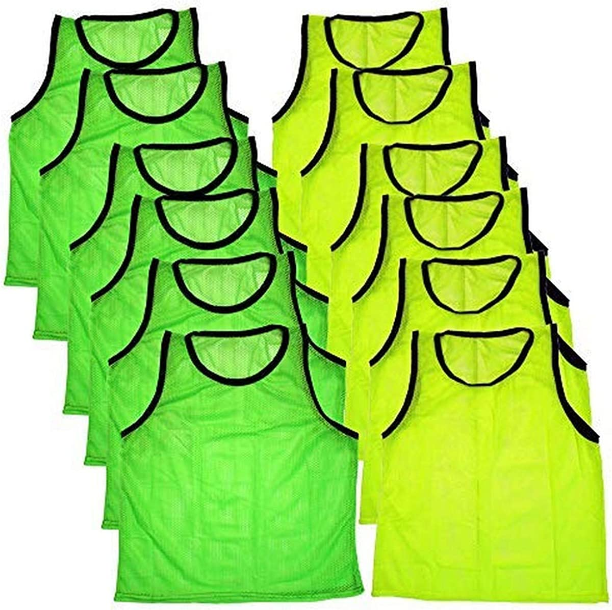 BlueDot Trading Youth Sports 受注生産品 Pinnie Scrimmage 直営ストア Vest Training