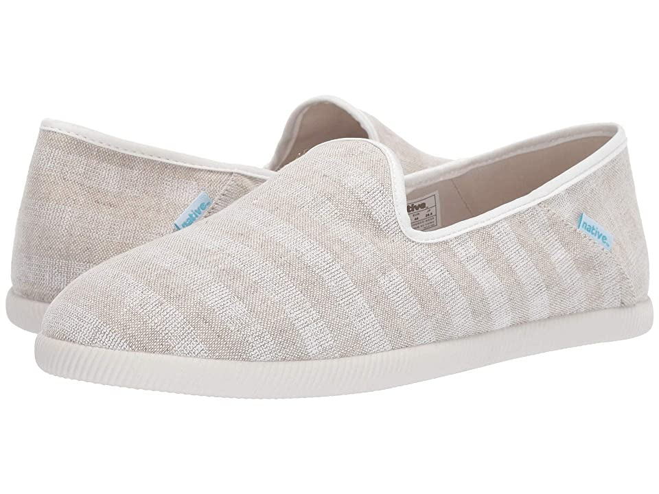 Native Shoes Tofino (Shell Stripe/Cloud Grey) Shoes