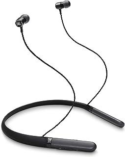 JBL LIVE 200 - In-Ear Neckband Wireless Headphone - Black