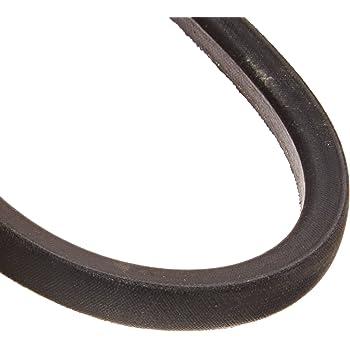 Rubber 5//8 x 28 OC 5//8 x 28 OC ORB-B25//5L280 D/&D PowerDrive B25//5L280 V Belt B//5L