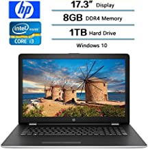"2017 HP 17.3"" Business Flagship Laptop PC HD+ WLED-backlit Display Intel i3-7100U.."