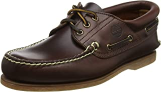 Timberland Classic 3 Eye Padded, Chaussures Bateau Homme