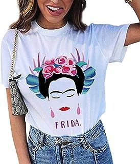 Amazones Frida Kahlo Ropa