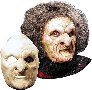 witch foam latex mask