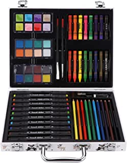Drawing Set, Art Supplies for Kids Painting Tools Kit Drawing Tool Kit for Student Kids Adults for Home School