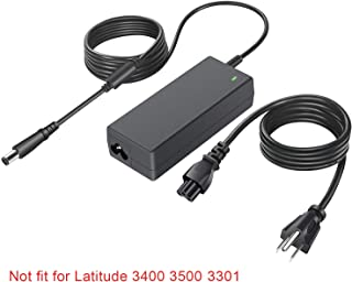 UL Listed AC Charger for Dell Latitude 3540 3450 3550 3340 3440 3350 3330 3300 Vostro 3360 Laptop Power Supply Adapter Cord