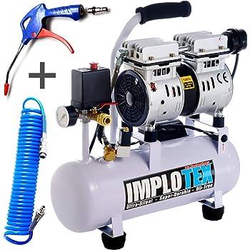 ROWI Druckluft Kompressor 1500 W 30 Liter Kessel /Ölfrei