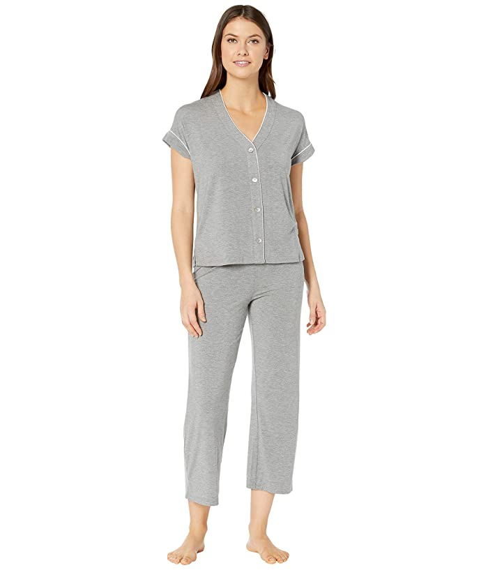 UGG  Addi Sleep Set (Grey Heather) Womens Pajama Sets