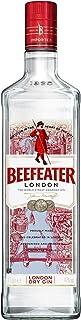Beefeater London Dry Gin – Der meistausgezeichnete Gin der Welt – Klassisch frischer Gin mit vielschichtigem Charakter – Perfekte harmonische Basis für vielseitige Geschmackskombinationen – 1 x 1 L
