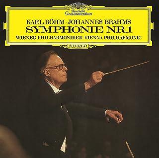 【Amazon.co.jp限定】ブラームス: 交響曲第1番、ハイドンの主題による変奏曲 (SHM-CD)(特典:クラシックロゴ入り ストーンペーパーコースター1枚)