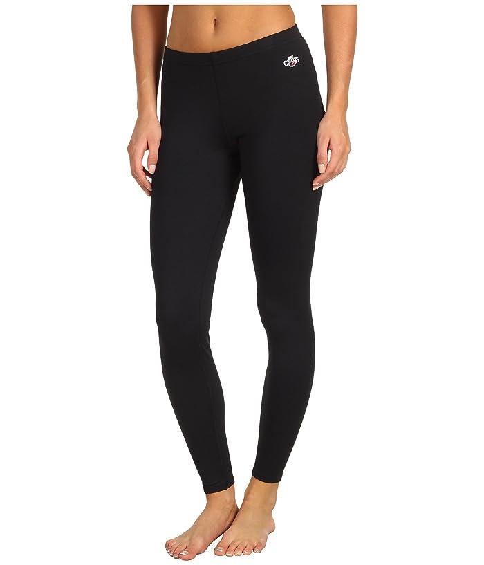 Hot Chillys Micro-Elite Chamois 8K Solid Tight (Black) Women's Underwear