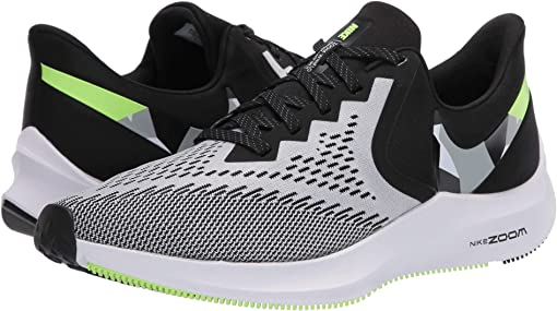 Black/Particle Grey/Ghost Green/White
