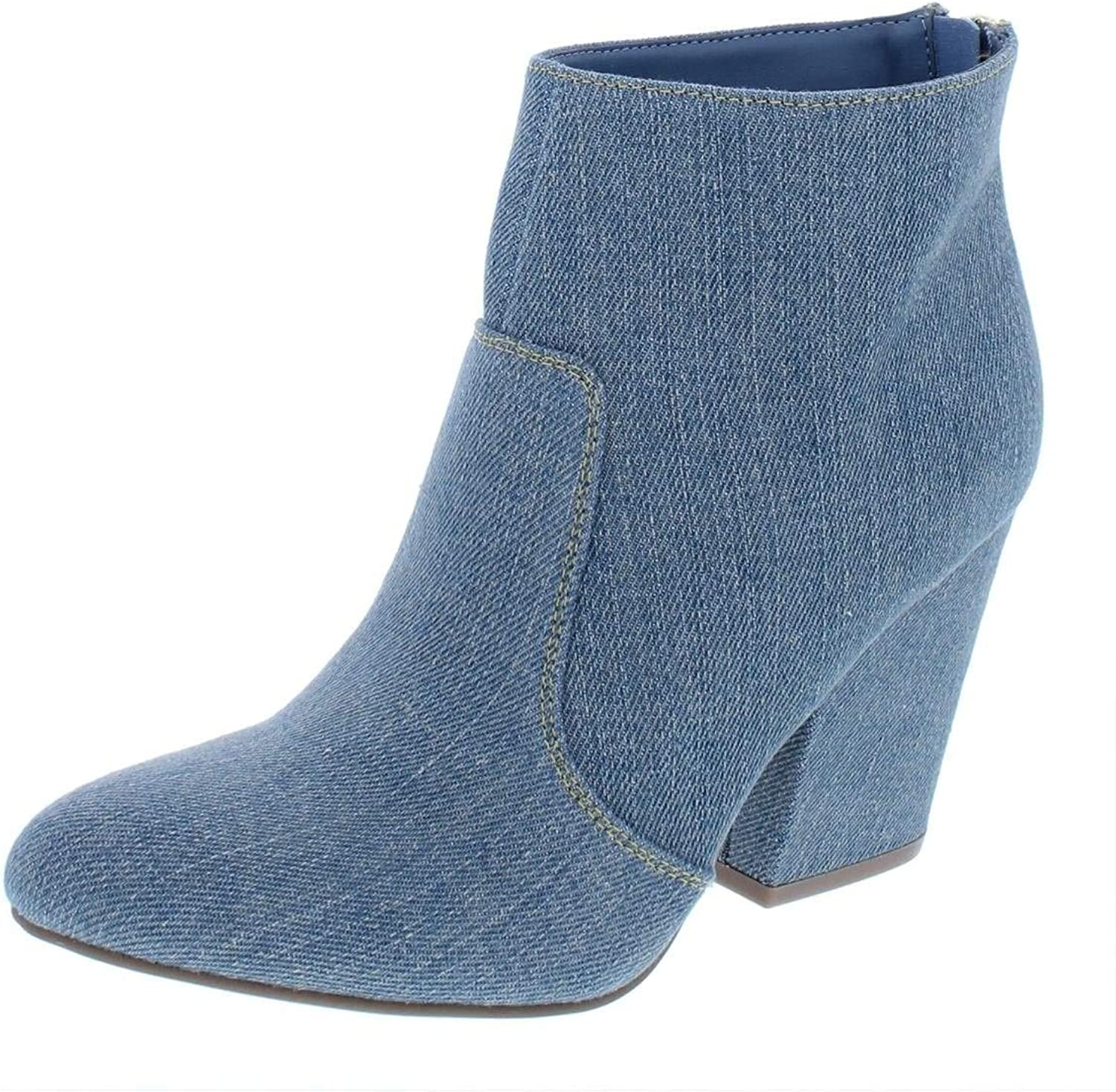 G By Guess Womens Nite 2 Closed Toe Ankle Fashion Boots