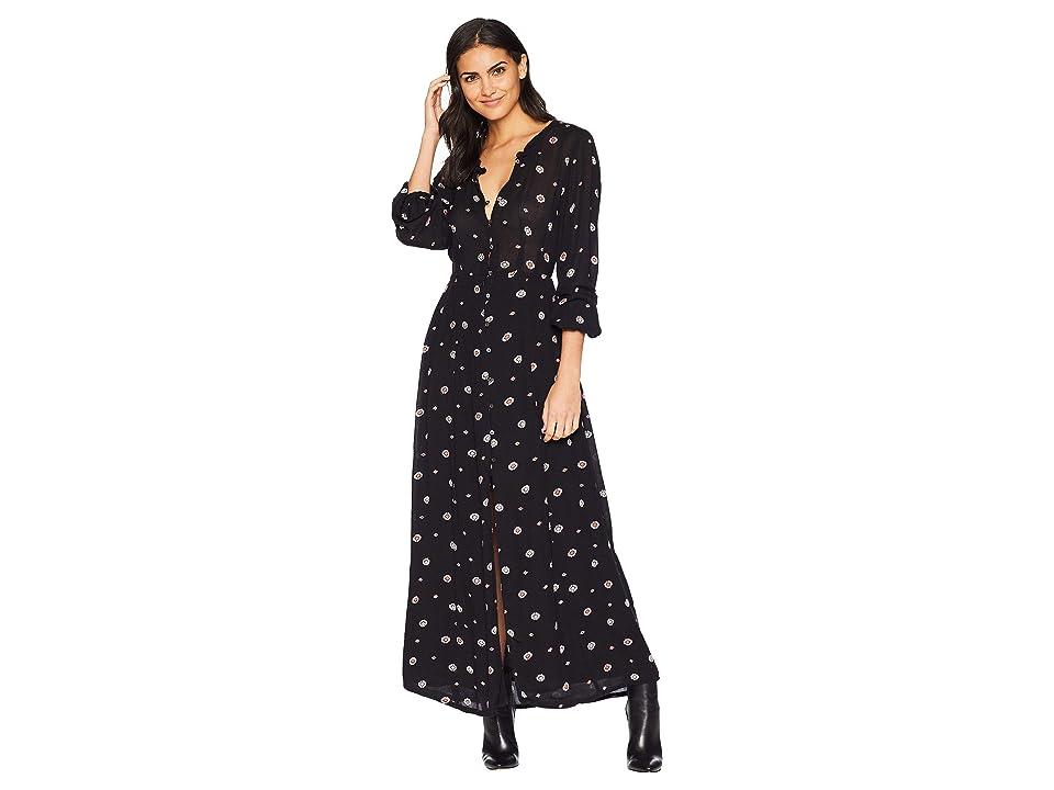Amuse Society Bel Air Dress (Black) Women