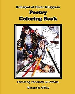 Rubaiyat of Omar Khayyam Poetry Coloring Book