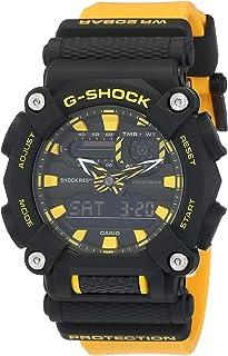 Casio G-Shock GA-900A-1A9DR Men's Digital-Analog Wrist Watch