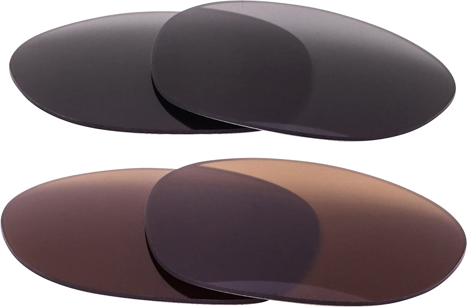 low-pricing LenzFlip Replacement lenses for Rayban Wayfarer New 55mm Inexpensive RB2132