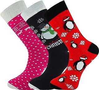 Calcetines de Navidad Unisex