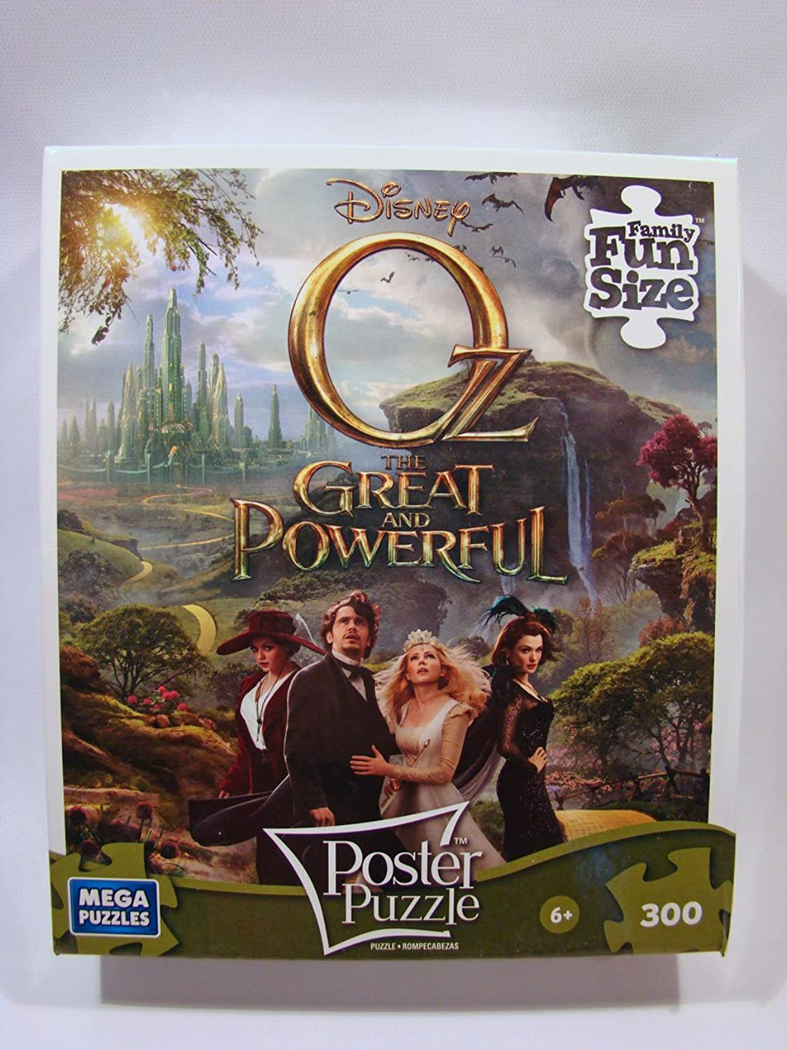 Disney 300 piece Poster Puzzle - The Great and Powerful Oz Puzzle